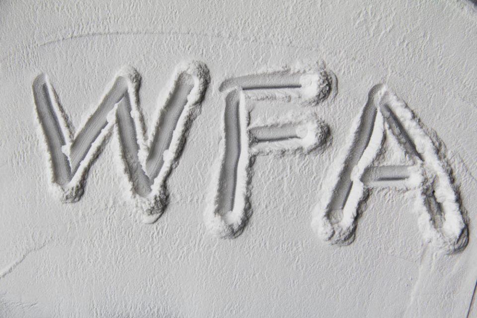 Электрокорунд белый WFA