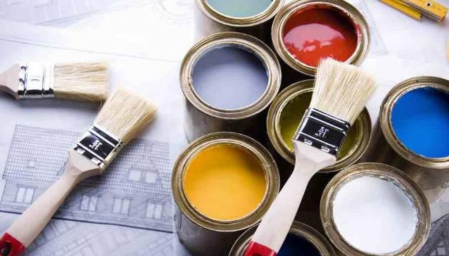 Виробництво лаків та фарб